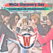 WyCo Discovery Day en Ciudad Real