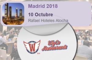 WyCo Restaurants en FranquiShop Madrid 2018