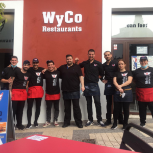 Apertura WyCo Restaurants en Mérida